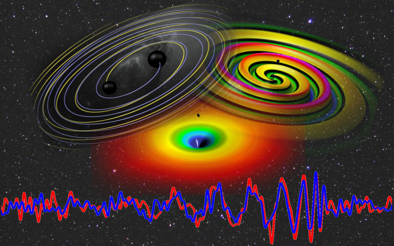 Juegos ondas gravitacionales