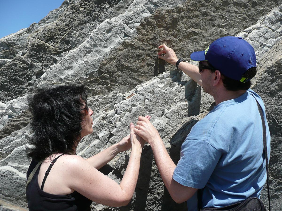 Geodivulgar. Geología para sordociegos