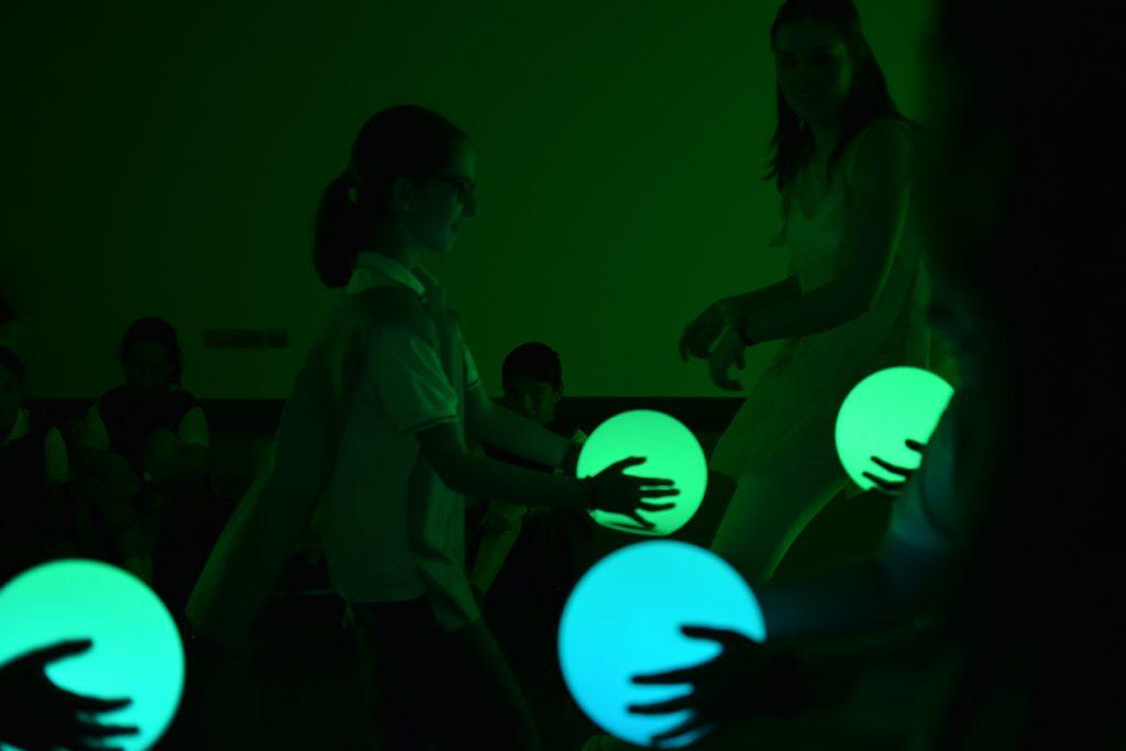 Biomoléculas en danza