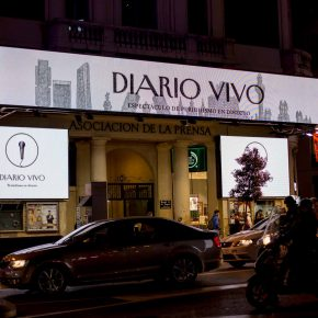 'Diario Vivo'. Historias de periodismo