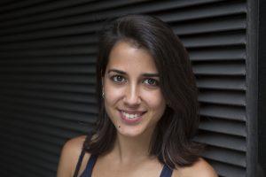 Barcelona 16.07.2018 Entrevista a Rocio Vidal youtuber cientifica del canal La gata de Schrodinger Fotografia Albert Bertran