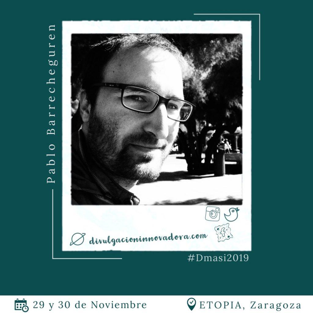 Pablo Barrecheguren PONENTE DMASI