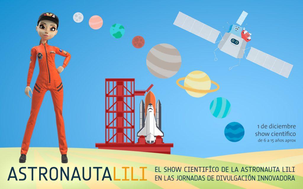 AstronautaLiLi web