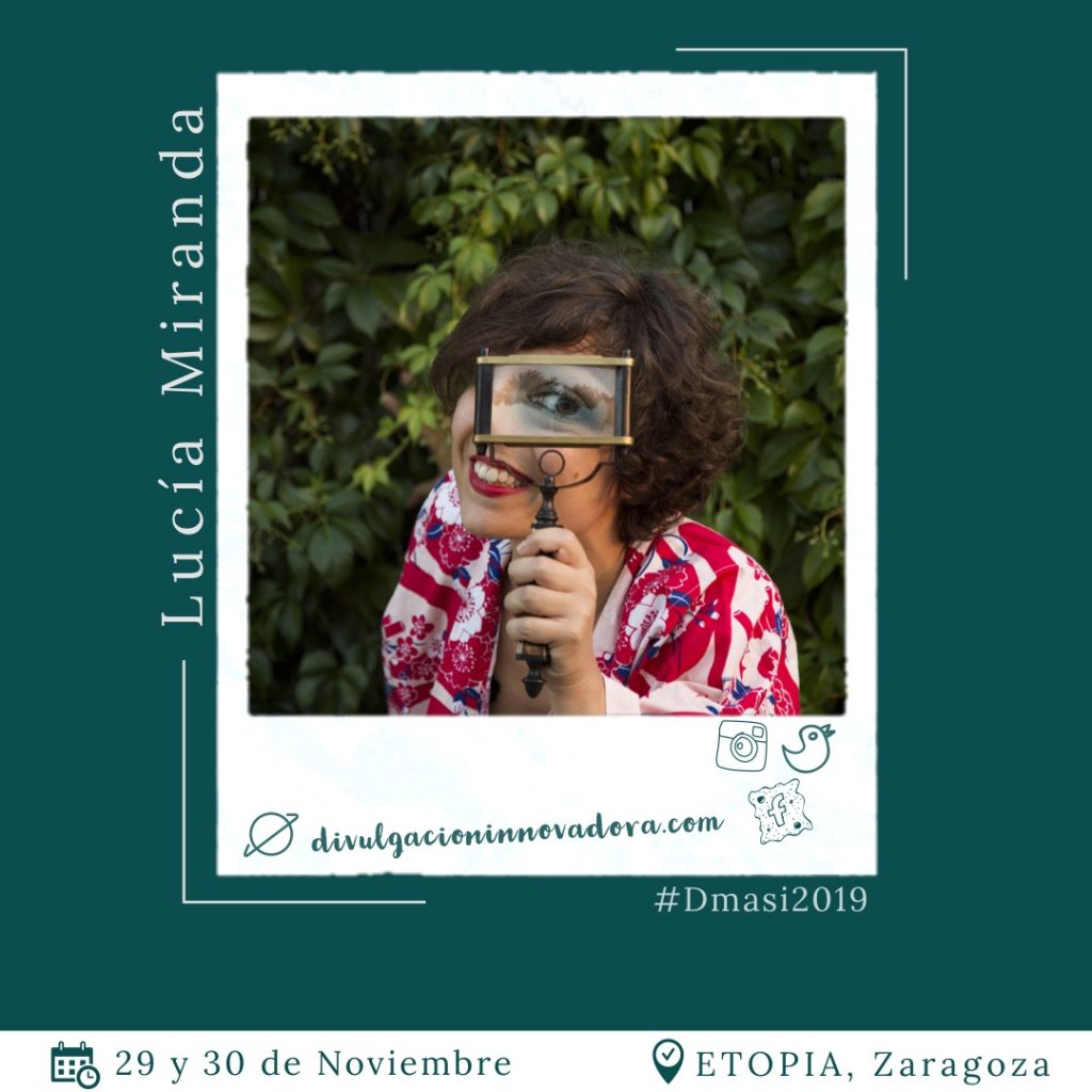 Lucía Miranda PONENTE DMASI